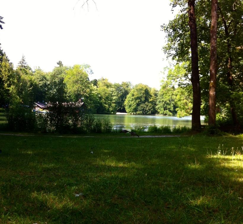 Serenity at the Hinterbrühler See