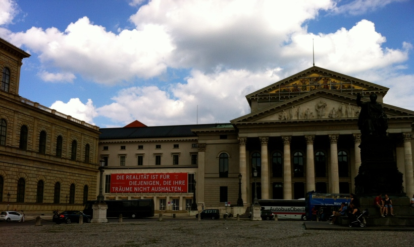 Munich National Opera Theater