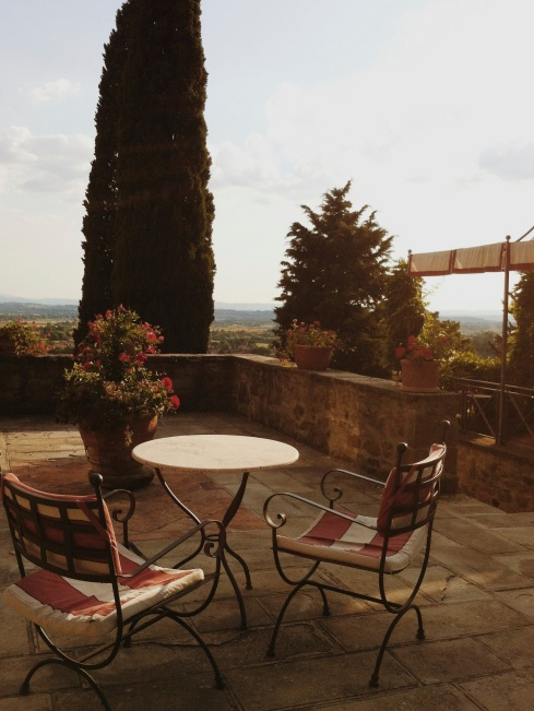 Tuscan afternoons